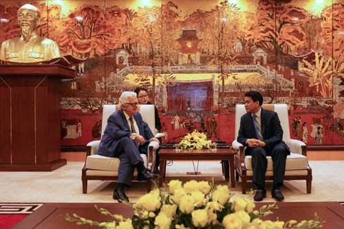 Greece seeks cooperation with Hanoi hinh anh 1