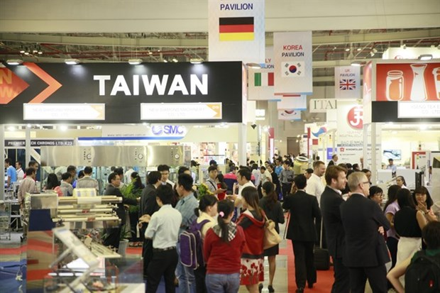 Annual packaging industry exhibition this month hinh anh 1