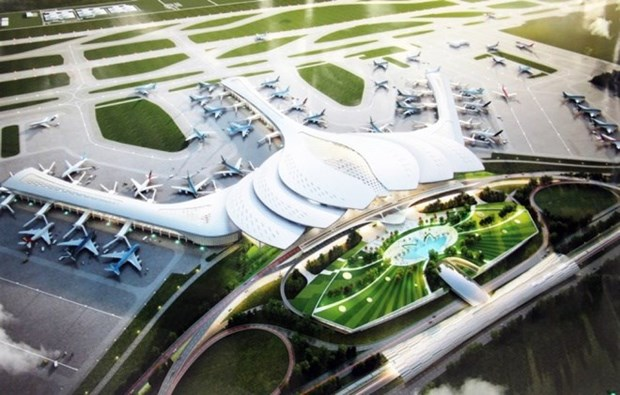 Expert group formed to select Long Thanh airport's best design hinh anh 1