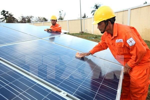 Vietnam, RoK seek cooperation in renewable energy hinh anh 1