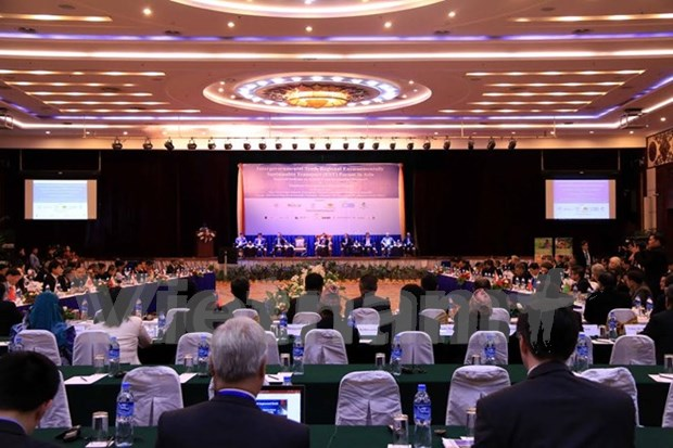 Asian countries discuss sustainable transport development hinh anh 1