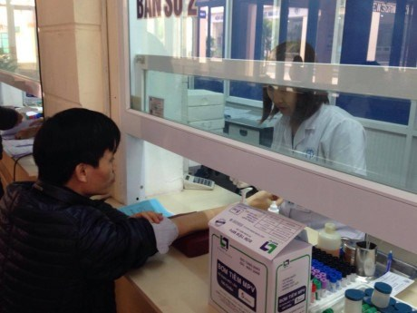 Vietnamese hospitals to share exam results: MoH hinh anh 1