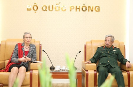 Vietnam, Netherlands boost peacekeeping cooperation hinh anh 1