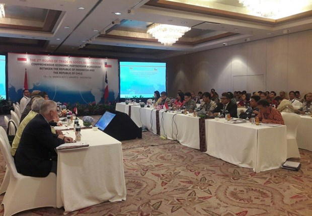 Indonesia, Chile resume CEPA negotiations hinh anh 1