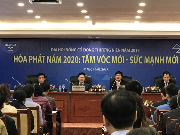 Hoa Phat group plans to raise capital for steel complex project hinh anh 1