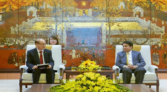 Hanoi vows to support RoK firms' long-term investments hinh anh 1