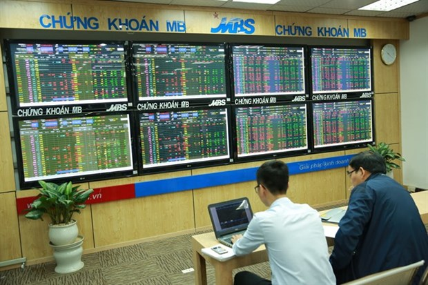 Blue chips drive market, but volatility looms hinh anh 1