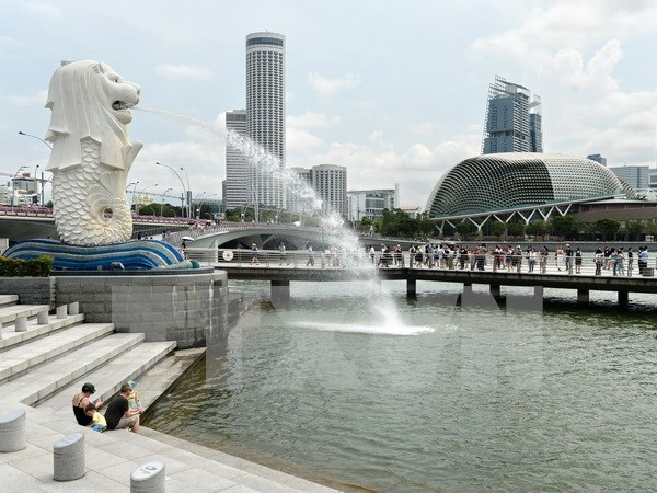 Singapore's annual unemployment rate rises hinh anh 1