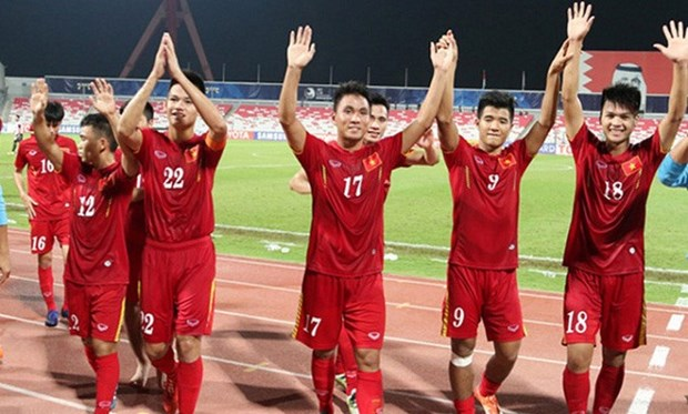 Vietnam in Group 4 for FIFA U20 World Cup hinh anh 1