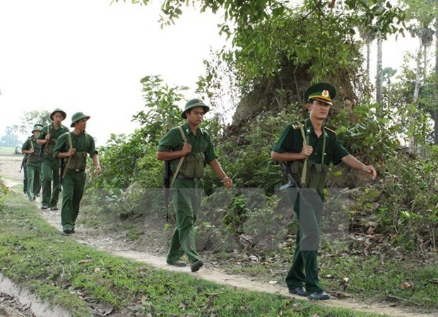 Vietnam, Cambodia enhance public security ties hinh anh 1