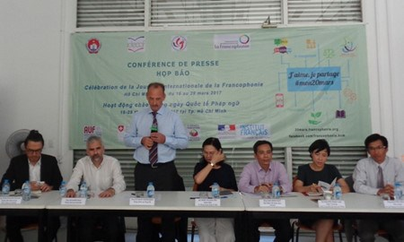 Francophone Week 2017 to take place in HCM City hinh anh 1