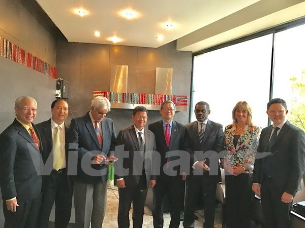 Business expo to boost ASEAN-Africa trade hinh anh 1