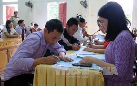 Central region strives for marine incident compensation end by June hinh anh 1