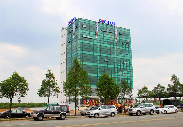 Headquarters of Binh Duong's Kocham becomes operational hinh anh 1
