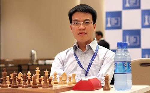 Le Quang Liem tops HDBank International Open Chess Cup hinh anh 1