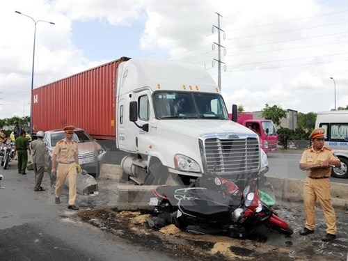 Traffic accidents leave 1,570 dead in Jan-Feb hinh anh 1