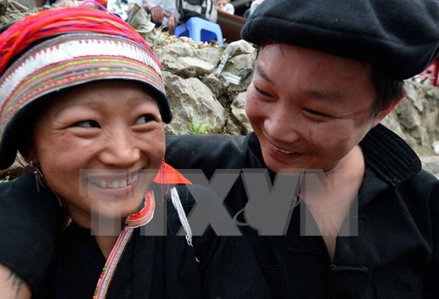 Khau Vai love market festival to take place in Ha Giang hinh anh 1