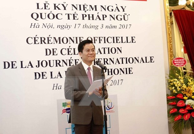 Vietnam works hard for cooperation in Francophone community hinh anh 1