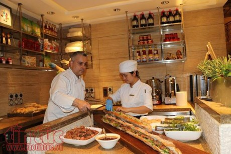 Vietnamese cuisine promoted in India hinh anh 1