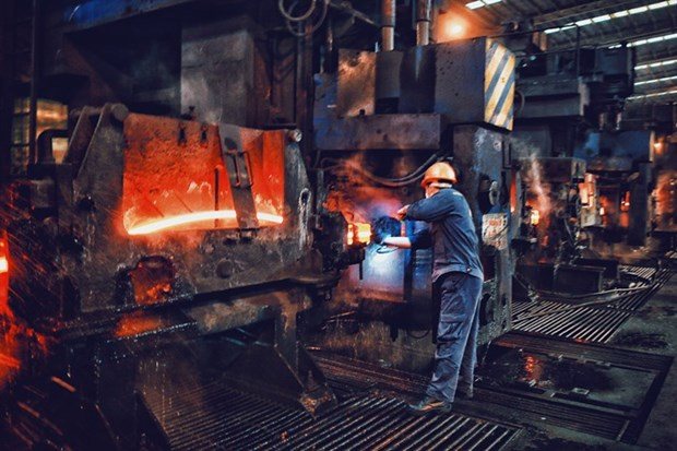 Steel prices set for slight rise hinh anh 1