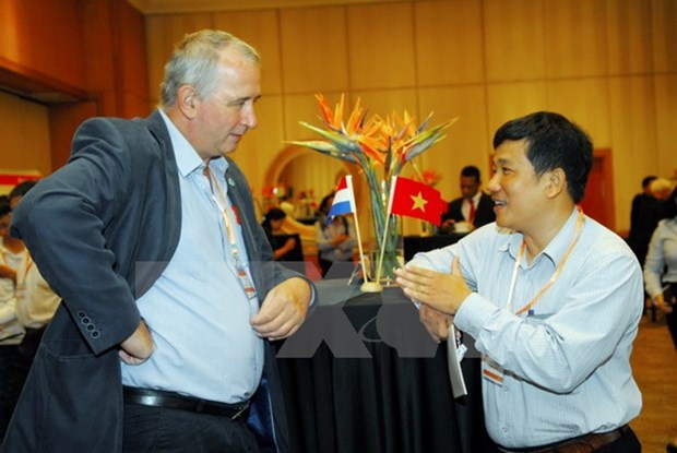 Netherlands helps Vietnam develop sustainable agriculture hinh anh 1