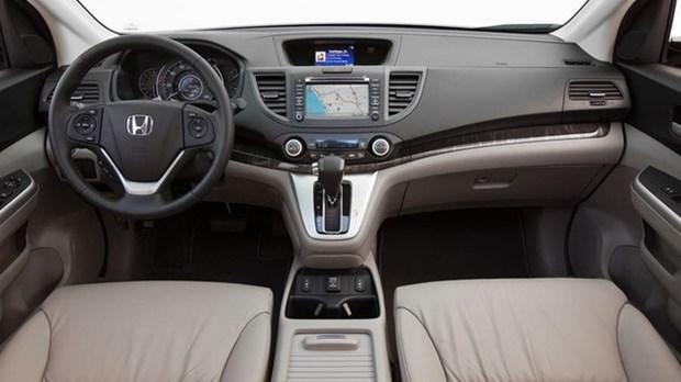 Honda Vietnam recalls 1,355 cars for air bag fault hinh anh 1