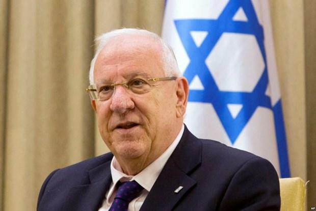 Israeli President begins State visit to Vietnam hinh anh 1