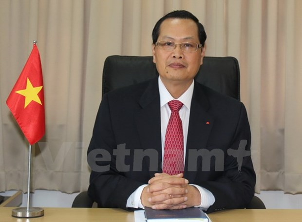 Ambassador talks prospects of Vietnam-Singapore ties hinh anh 1