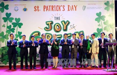 Hanoi joins Ireland's Global Greening initiative hinh anh 1