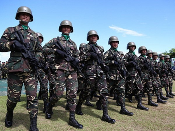 Philippines cracks down on extremist group hinh anh 1