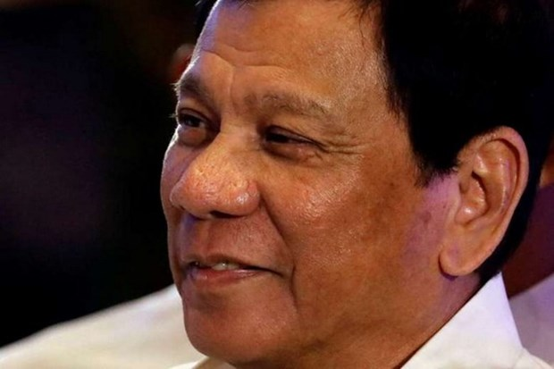 Philippine President visits Myanmar hinh anh 1