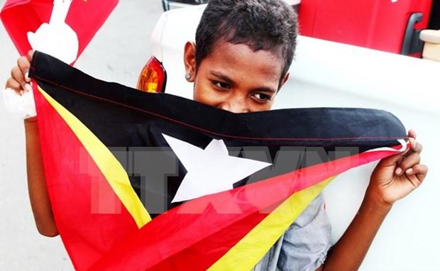 Timor-Leste holds Presidential election hinh anh 1