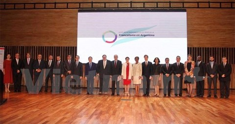 Vietnam joins Francophonie Day celebration in Argentina hinh anh 1