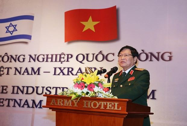 Vietnam, Israel hold defence industry forum in Hanoi hinh anh 1