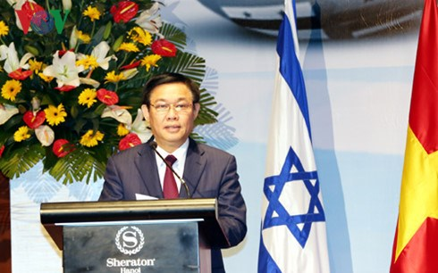 Vietnam opens doors for Israeli businesses: Deputy PM hinh anh 1