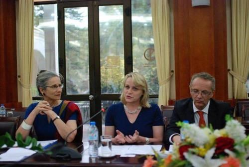 Vietnam seeks Netherlands' assistance in agriculture hinh anh 1