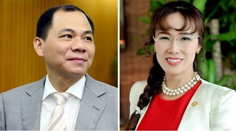 Two Vietnamese in Forbes' billionaires list hinh anh 1