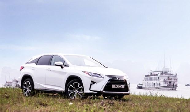 Toyota Vietnam recalls 360 Lexus cars hinh anh 1