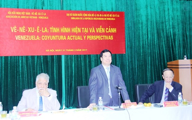 Forum on Venezuela situation held in Hanoi hinh anh 1