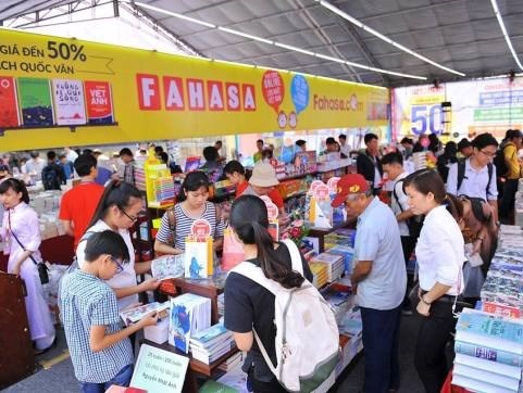 Can Tho city to host biennial book fair hinh anh 1