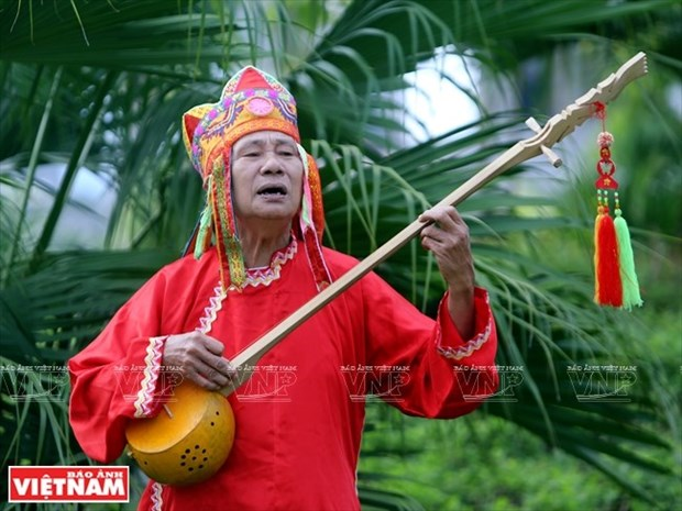 Artisan efforts save ancestral tunes hinh anh 1