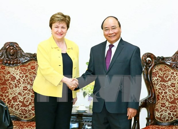 Prime Minister values WB's role in Vietnam's development hinh anh 1