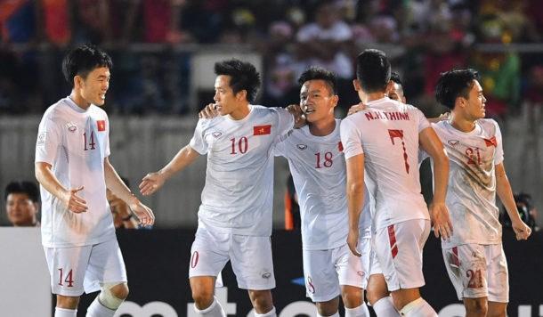 Vietnam draw with Chinese Taipei 1-1 hinh anh 1