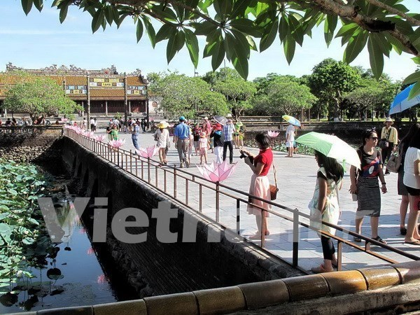 Hue Imperial Citadel to open at night from next month hinh anh 1