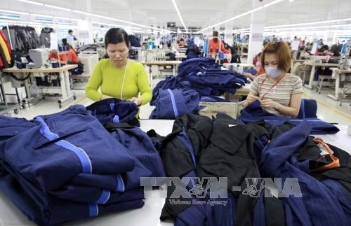 Manufacturing sector accounts for 84.9 percent of Q1's FDI hinh anh 1