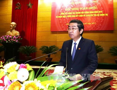 Better institutions needed to fight corruption in judiciary hinh anh 1