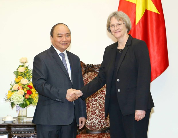 Vietnam wants to boost education cooperation with US hinh anh 1
