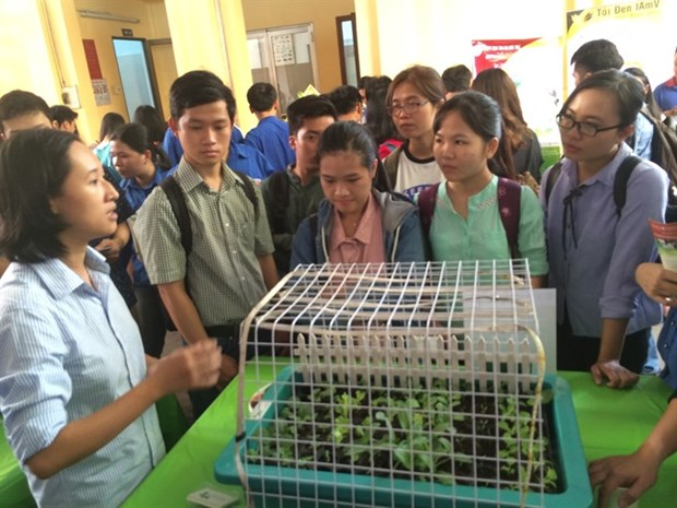 Forum discusses farming startups hinh anh 1