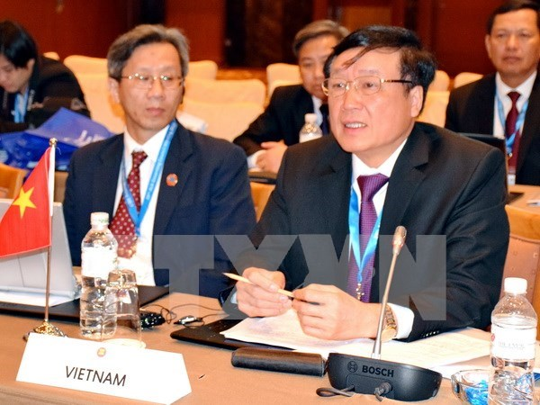 ASEAN chief justices meet in Brunei hinh anh 1