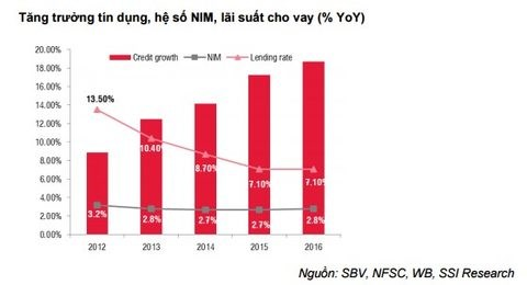 Banks to face interest margin challenges: SSI hinh anh 1